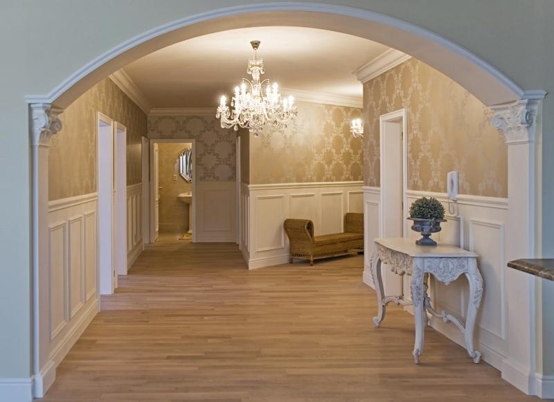 Ремонт арок в квартире